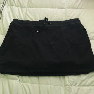 Dresses & Skirts - Black shorts skirt